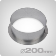 Wall flange 200mm
