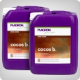 Plagron Coco A and B, 2x5 litres