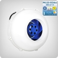 PK Extraction Fan 125-EC blue, 680m3/h (RJEC)