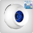 PK Extraction Fan 250-EC blue, 1450m3/h (RJEC)