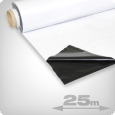 Black & White Reflective Sheeting 2m, 25m roll