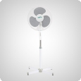Fertraso Standing Pedestal Fan 40 cm