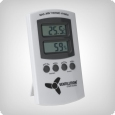 Digital hygro-thermometer, 1 measuring point