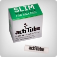 actiTube slim activated charcoal filters, 10-pack