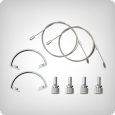 Adjust-A-Wings Spare Parts Kit, Large