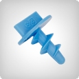 Air-Pot - Spare Screw Fitting (light blue)