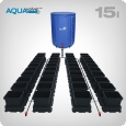 AutoPot easy2grow self watering system, 40 x 15L