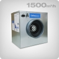 CarbonActive EC Silent Box 1500 m3/h, 250mm