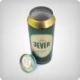 Secret Stash Can Jever, 500ml