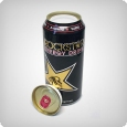 Secret Stash Can Rockstar, 500ml