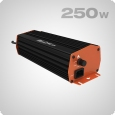 GIB Lighting electronic ballast NXE, 4 output levels, 250W
