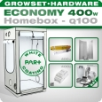 Homebox Ambient Q100 Grow kit 400W Economy