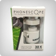 Phonescope LED Microscope 30x