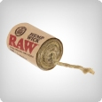 RAW Hemp Wick Natural Lighter, 3 Meter